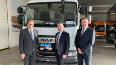 A Day in the Life of Motus People - DAF Training Co-Ordinator